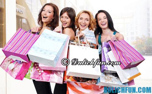 Kinh nghiệm mua sắm ở Thái Lan - những lưu ý chung