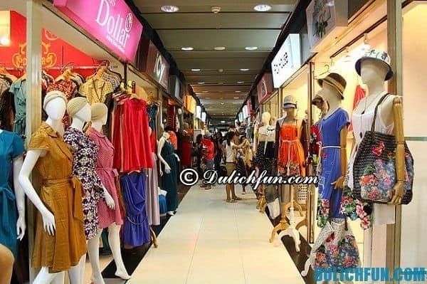 Kinh nghiệm mua sắm ở Thái Lan giá rẻ và tốt