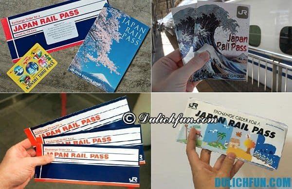 Cách sử dụng JR Pass du lịch Nhật Bản tiết kiệm. Hướng dẫn, kinh nghiệm sử dụng JR Pass khi sang Nhật du lịch