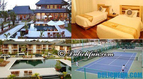 Những nhà nghỉ, khách sạn nổi tiếng ở Ninh Thuận