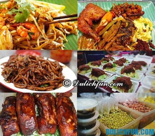 Kinh nghiệm du lịch Langkawi giá rẻ, chi tiết: Du lịch Langkawi ăn gì, ở đâu ngon?