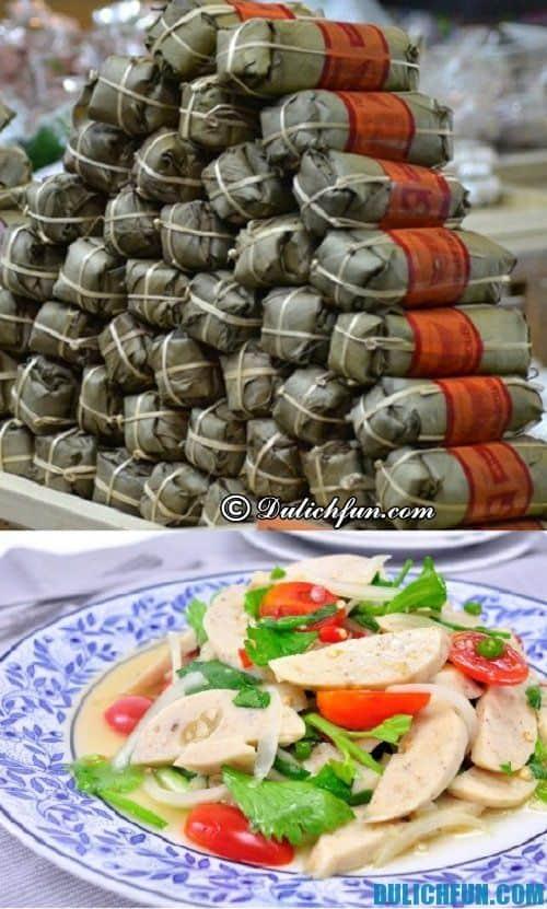 Món ăn ngon, độc đáo ở Chiang Mai