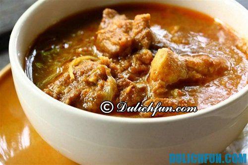 Tư vấn tour du lịch Chiang Mai: ăn gì ngon, hấp dẫn khi du lịch Chiang Mai?
