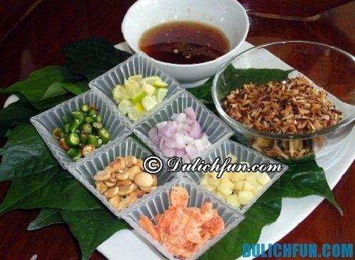 Nên ăn gì ngon, hấp dẫn khi du lịch Chiang Mai?