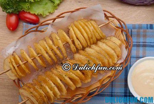 Ăn gì ngon khi du lịch Chiang Mai?