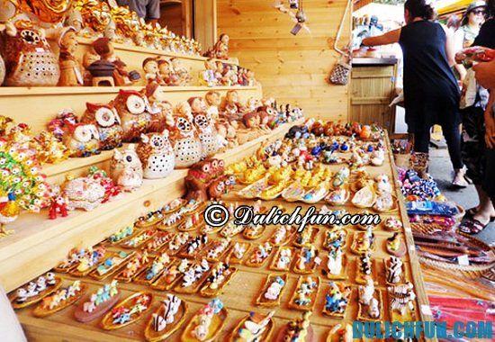 Mua gì làm quà khi đi du lịch Seoul, Hàn Quốc. Địa chỉ mua sắm đẹp, giá rẻ, chất lượng ở Seoul