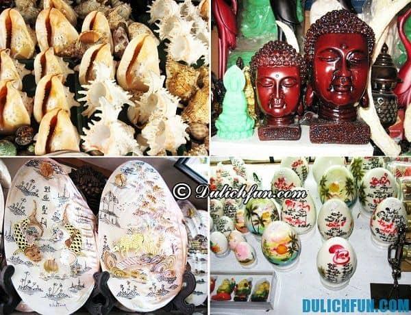 Những đồ lưu niệm nên mua ở Nha Trang về làm quà: Cách mua quà ngon, rẻ, đẹp ở Nha Trang
