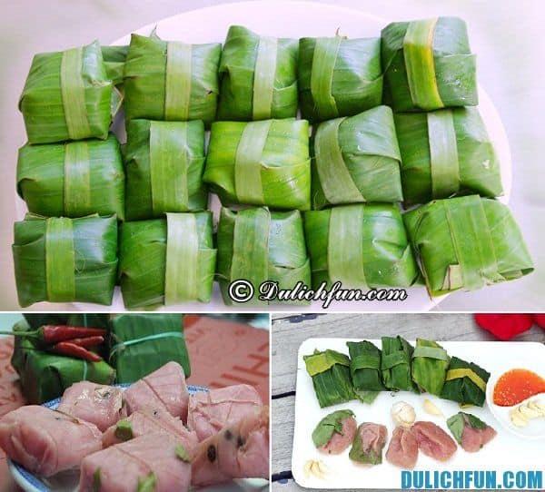 Mua gì về làm quà khi du lịch Nha Trang, đặc sản Nha Trang nên mua về làm quà