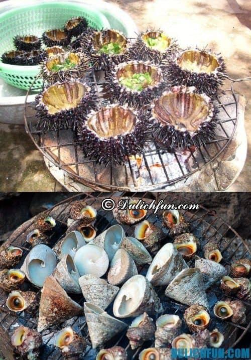 Kinh nghiệm du lịch biển đảo Việt Nam: ăn uống trên những hòn đảo hoang dã xinh đẹp ở Việt Nam