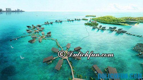 Hướng dẫn du lịch Langkawi: những địa điểm du lịch đẹp ở Langkawi