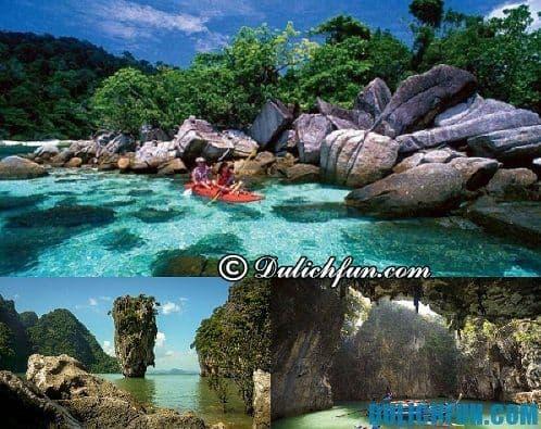 Du lịch Phuket tự túc - địa điểm du lịch hàng đầu của Phuket