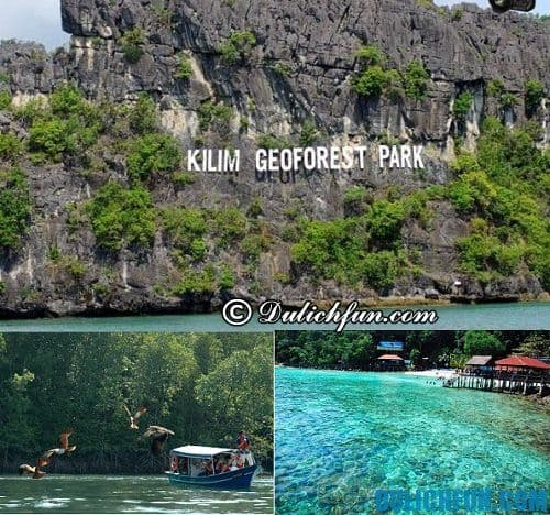Hướng dẫn du lịch Langkawi tự túc, vui vẻ, giá rẻ: những địa điểm du lịch hấp dẫn ở Langkawi không thể bỏ qua
