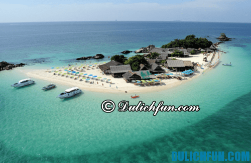 Kinh nghiệm du lịch Phuket: địa điểm du lịch nổi tiếng