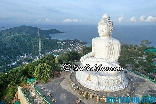 Cẩm nang du lịch Phuket chi tiết, đầy đủ: Những địa điểm du lịch tâm linh ở Phuket