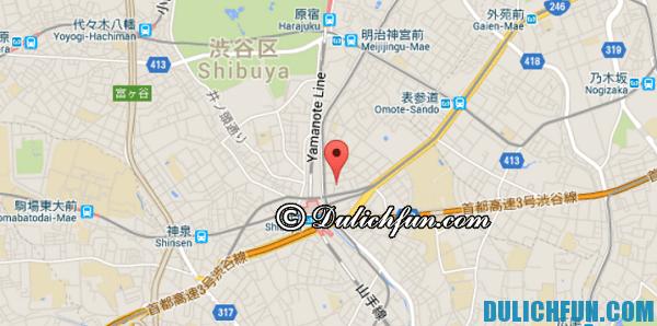 Địa chỉ ăn ngon, bổ, rẻ tại Tokyo Nhật Bản: Nhà hàng nhiều món đặc sản ngon ở Nhật Bản