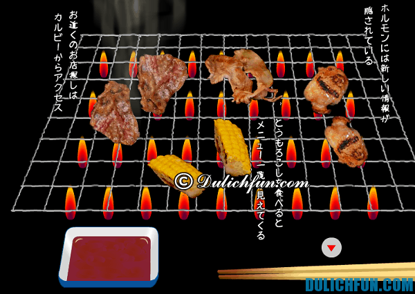 Nhà hàng ngon, giá rẻ nổi tiếng ở Tokyo. Gợi ý địa điểm ăn uống khi đến Tokyo