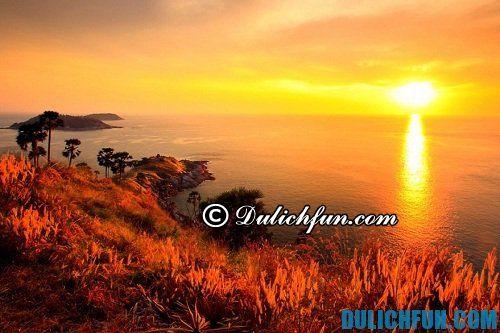 Hướng dẫn du lịch Phuket : Những địa điểm du lịch đẹp