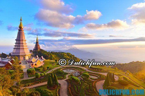 Du lịch Chiang Mai nên đi đâu chơi? Điểm du lịch thú vị ở Chiang Mai