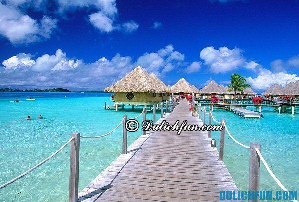 Những hòn đảo tuyệt đẹp ở Indonesia nên tới