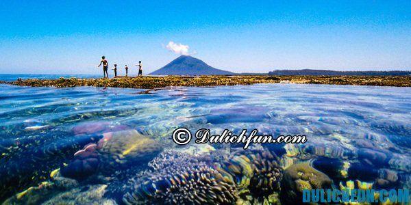 Những hòn đảo đẹp nên tới khi du lịch Indonesia: Hòn đảo có danh lam thắng cảnh hot nhất Indonesia