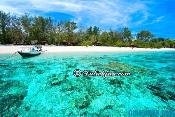 Đảo du lịch nổi tiếng ở Indonesia: Top các hòn đảo du lịch hấp dẫn, hot nhất Indonesia