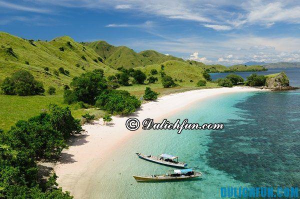 Du lịch đảo nổi tiếng ở Indonesia: những hòn đảo cảnh đẹp ấn tượng ở Indonesia