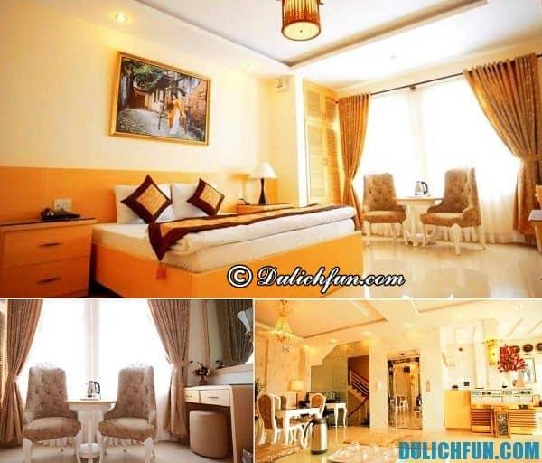 Top khách sạn giá rẻ ở Đà Lạt chất lượng, tiện nghi