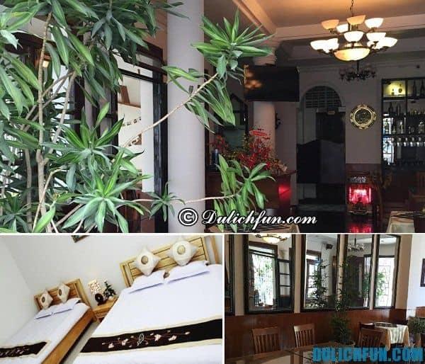 Khách sạn gần chợ Đà Lạt giá tốt, vị trí thuận tiện di chuyển