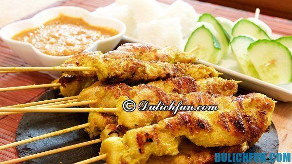 Những món ăn ngon hấp dẫn nhất ở Indonesia: Món ăn nhậu nổi tiếng ở Indonesia
