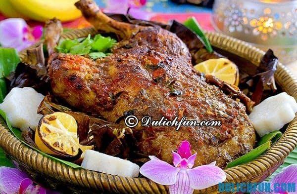 Những món ăn ngon hấp dẫn ở Indonesia. Ăn gì khi đến Indonesia ngon rẻ?
