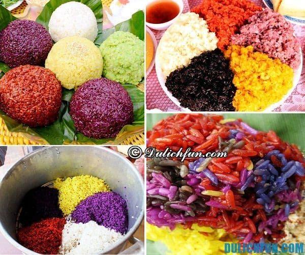 Món ăn truyền thống của người Sapa