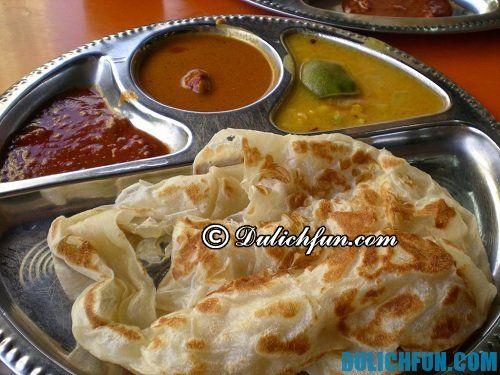 Tổng hợp những món ăn nổi tiếng ở Kuala Lumpur độc đáo, hấp dẫn