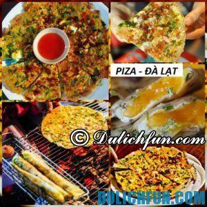 Những món ăn ngon ở Đà Lạt hấp dẫn, nổi tiếng, đặc trưng