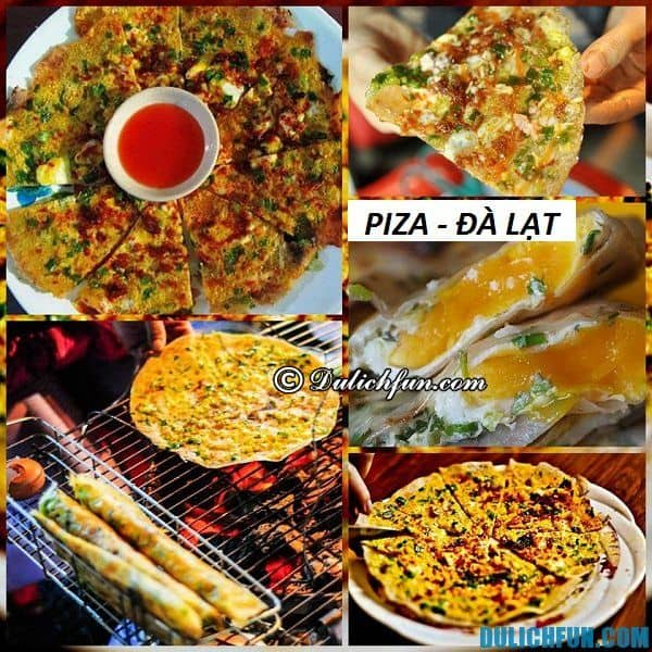 Món ăn ngon nổi tiếng ở Đà Lạt