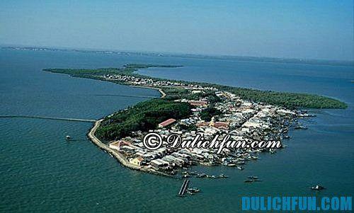 Những hòn đảo đẹp, yên bình nên đi trong hè này ở Việt Nam