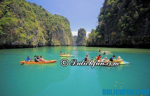 Hướng dẫn du lịch Phuket: Thời điểm đẹp nhất để du lịch Phuket