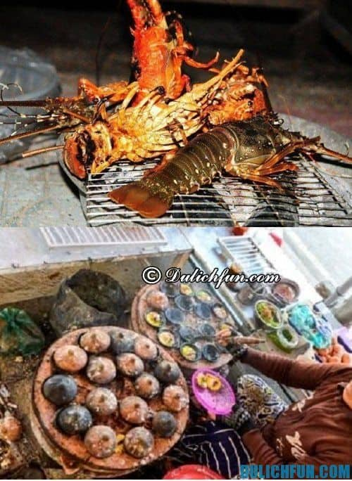 Tư vấn ăn uống khi đến các hòn đảo mới, hoang sơ, bí ẩn ở Việt Nam