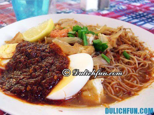 Top những món ăn ngon ở Kuala Lumpur nổi tiếng nên thử một lần