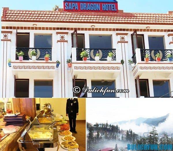 Khách sạn bình dân, chất lượng tốt ở Sapa
