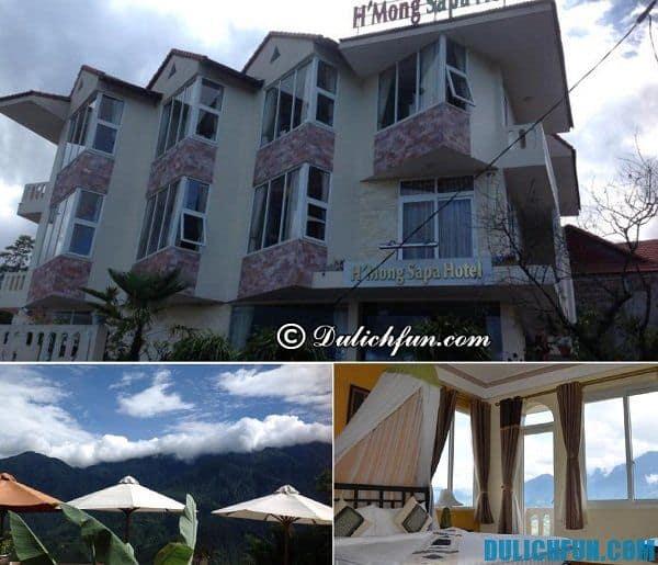 Khách sạn bình dân, giá rẻ nên ở khi du lịch Sapa, kinh nghiệm đặt phòng khách sạn ở Sapa