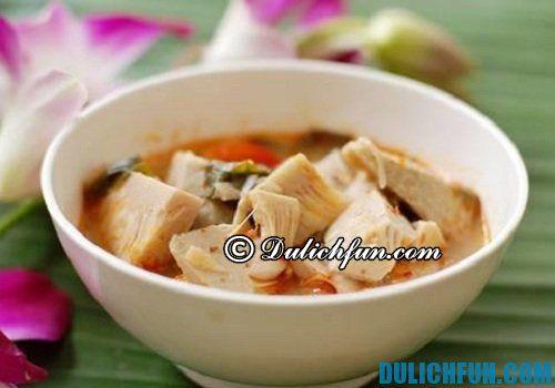 Những món ăn ngon, độc đáo nên thử ở Chiang Mai