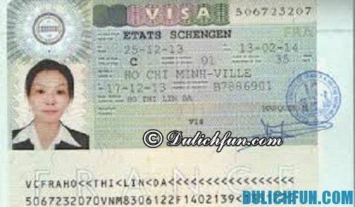 Hướng dẫn cách làm thị thực đi Pháp: Quy trình xin visa đi du lịch Pháp - Kinh nghiệm xin visa đi du lịch Pháp