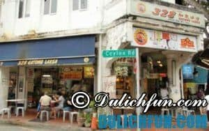 328 Katong Laksa, địa điểm ăn ngon, nổi tiếng ở Singapore bạn nhất định phải tới