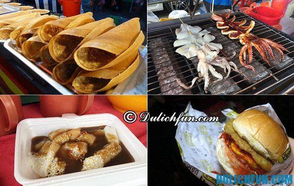 Ẩm thực Johor Bahru. Món ăn ngon Johor Bahru. Đặc sản Johor Bahru