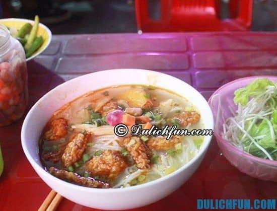 Ăn sáng ở đâu Đà Nẵng ngon không thể bỏ qua: quán ăn sáng nổi tiếng ở Đà Nẵng