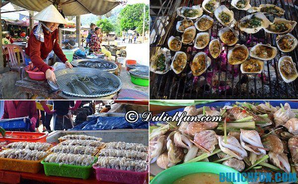 Kinh nghiệm ăn uống ngon bổ rẻ ở Thổ Chu. Kinh nghiệm du lịch đảo Thổ Chu, món ăn đặc sản ngon nổi tiếng ở đảo Thổ Chu
