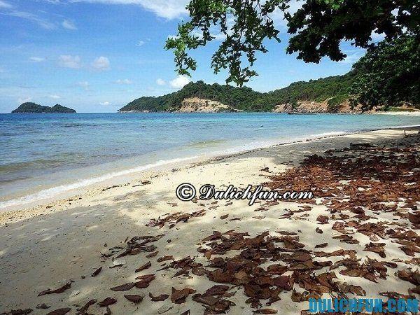 Những điểm tham quan đẹp ở đảo Thổ Chu. Tư vấn lịch trình vui chơi, tham quan du lịch đảo Thổ Chu
