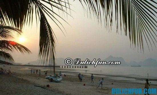 Bãi Cháy, địa điểm tham quan du lịch nổi tiếng ở Quảng Ninh