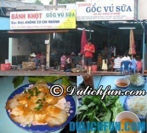 Địa chỉ ăn uống ngon rẻ nổi tiếng nhất ở Vũng Tàu