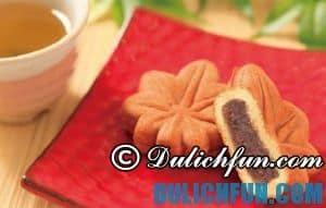 Bánh Momijimanju, món ăn ngon, đặc sản nổi tiếng ở Hiroshima nhất định bạn phải thử